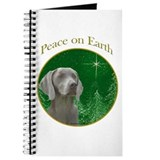 Weimaraner Peace Journal