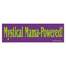mystical bumpers Bumper Bumper Sticker