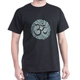 Way Blue Om Aum T-Shirt