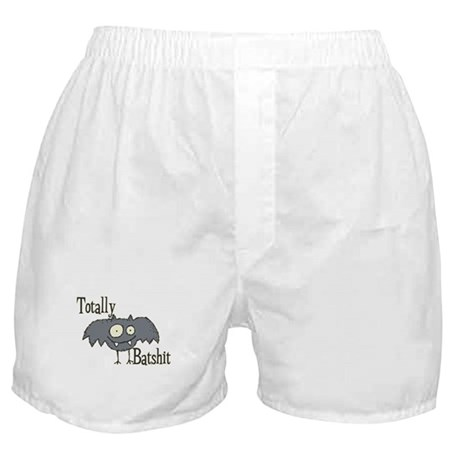 Totally Batshit Boxer Shorts
