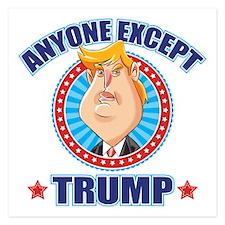 Anti-Trump Invitations