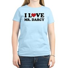 I Love Mr. Darcy T-Shirt