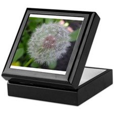 Floral Photo Keepsake Box