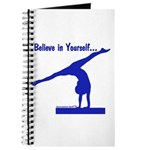 Gymnastics Journal - Believe