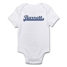 Barrett (sport-blue) Infant Bodysuit