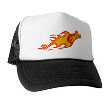 Wire Fox Terrier Trucker Hat