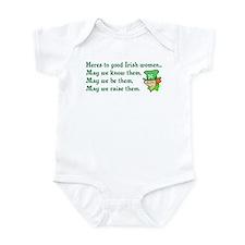 Irish Women Infant Bodysuit