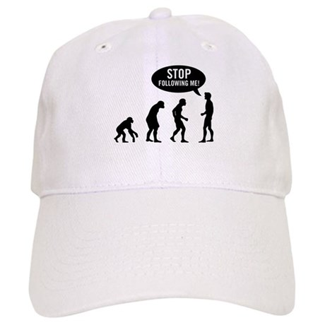 Evolution is following me Cap