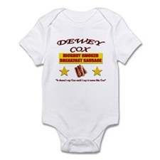 Dewey Cox - Breakfast Sausage Infant Bodysuit