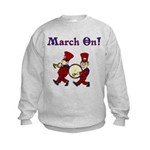 March On Kids Sweatshirt
