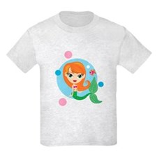 Redheaded Mermaid T-Shirt