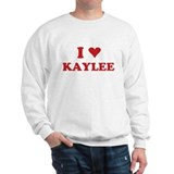 I LOVE KAYLEE Jumper
