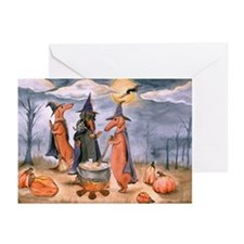 All Howls Eve Greeting Cards (Pk of 10)