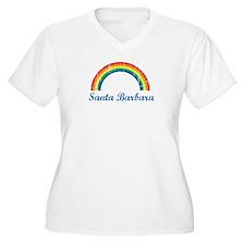 Santa Barbara (vintage rainbo T-Shirt