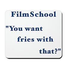 Film School Online Mousepad