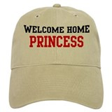 Welcome home PRINCESS Baseball Cap