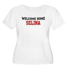 Welcome home SELINA T-Shirt