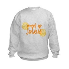 Sweet as Jalebi Sweatshirt