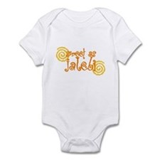 Sweet as Jalebi Infant Bodysuit