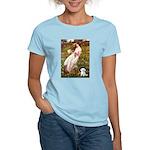 Windflowers / Maltese Women's Light T-Shirt