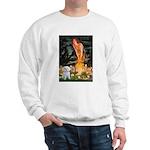 Fairies & Maltese Sweatshirt