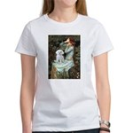 Ophelia's Maltese Women's T-Shirt
