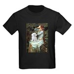 Ophelia's Maltese Kids Dark T-Shirt