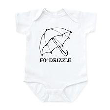 Fo' Drizzle Infant Bodysuit