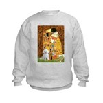 The Kiss / Maltese Kids Sweatshirt