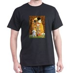 The Kiss / Maltese Dark T-Shirt