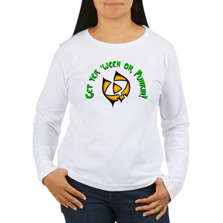 Get yer 'ween on... Women's Long Sleeve T-Shirt