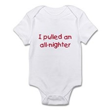 All-nighter Infant Bodysuit