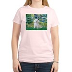 Bridge / Maltese Women's Light T-Shirt