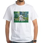 Bridge / Maltese White T-Shirt