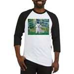 Bridge / Maltese Baseball Jersey