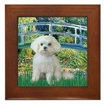 Bridge / Maltese Framed Tile