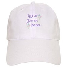 Little Sister Isabel Baseball Cap