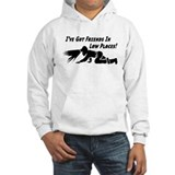 I've got friends in low places Hoodie