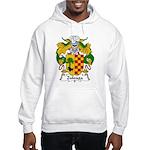 Zuloaga Family Crest Hooded Sweatshirt