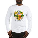 Zuloaga Family Crest Long Sleeve T-Shirt