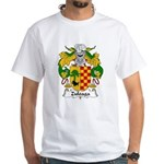 Zuloaga Family Crest White T-Shirt