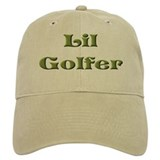 Little Golfer Baseball Cap