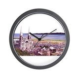 Sainte Anne Beaupre Basilic Wall Clock