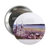 "Sainte Anne Beaupre Basilic 2.25"" Button (10 pack)"