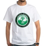 Going Green North Carolina (Tree) Shirt