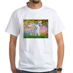 Garden / Maltese White T-Shirt