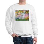 Garden / Maltese Sweatshirt