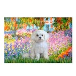 Garden / Maltese Postcards (Package of 8)