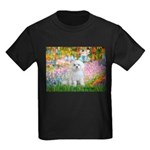 Garden / Maltese Kids Dark T-Shirt