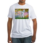 Garden / Maltese Fitted T-Shirt